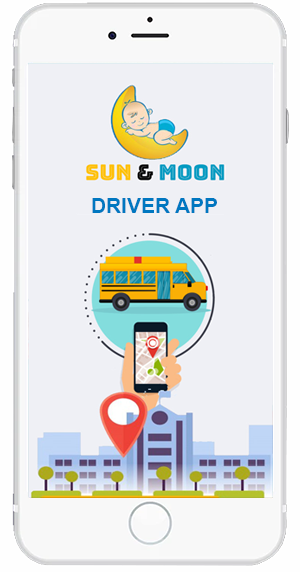 Sun Moon Driver App